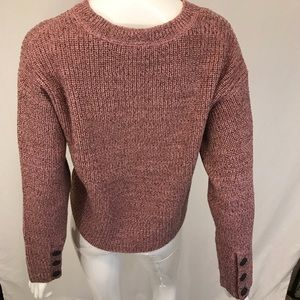 rag & bone Sweaters - rag & bone Sweater Sparkle Pink Top Medium